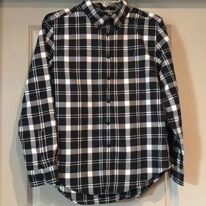 Polo Ralph Lauren Big Boys Cotton Poplin Shirt